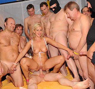 Best gangbang porn video sites